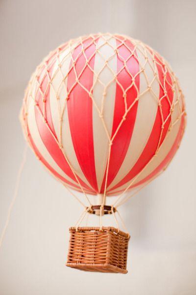 Diy Mini Hot Air Balloon Decorations Blog