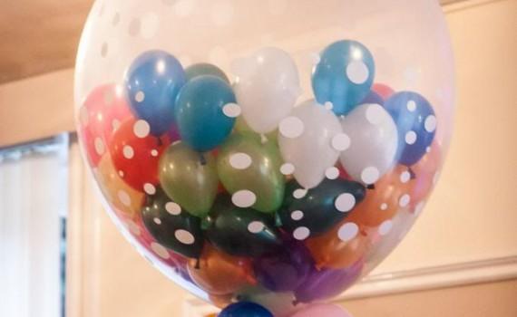 Gumball balloons 3