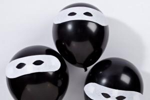 a ninja balloon