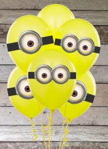 minion-ballons