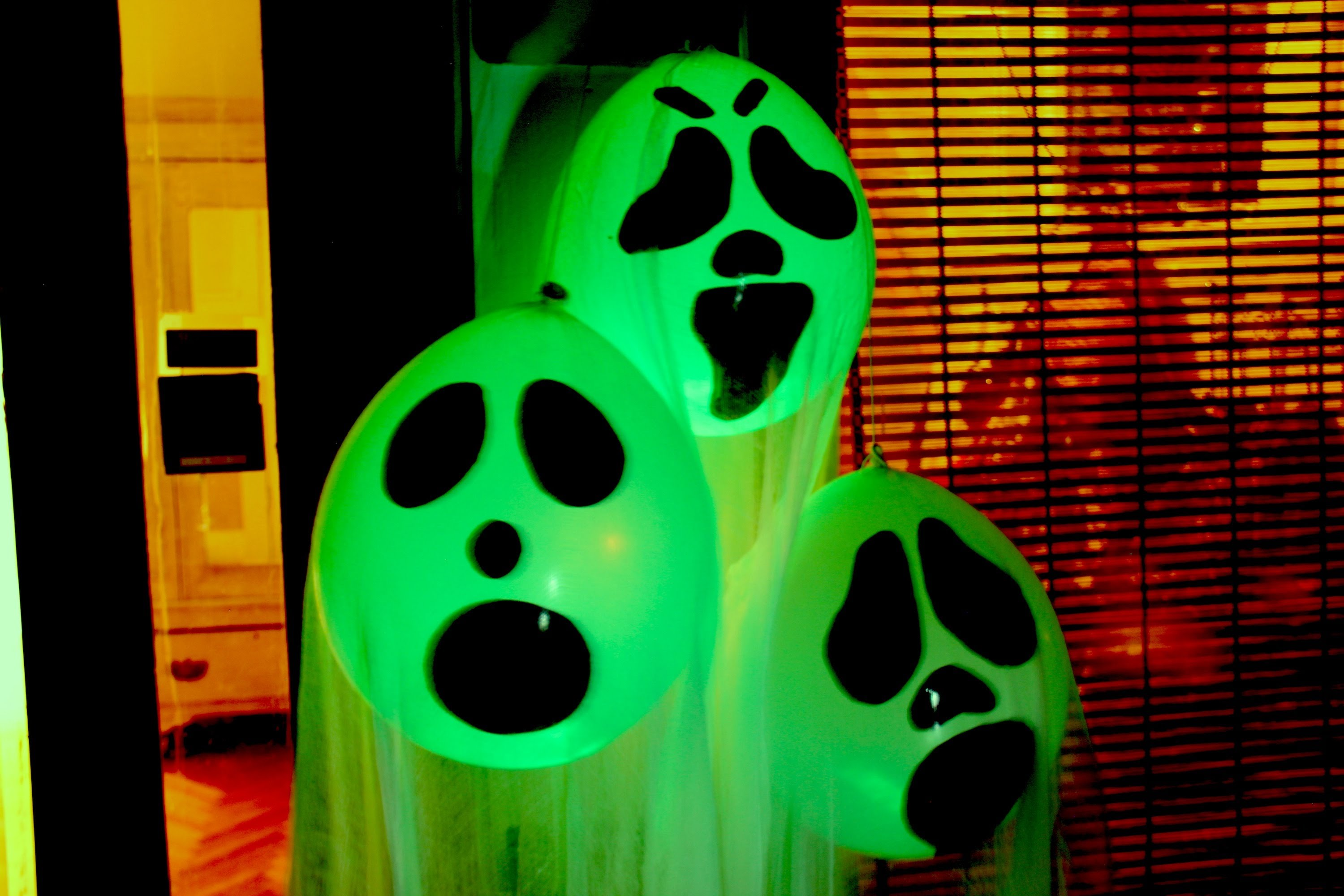 Image result for Glow in the Dark Ghosts