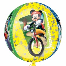 Mickey Mouse Orbz Foil Balloon