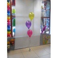 3 Latex Balloon Bouquets