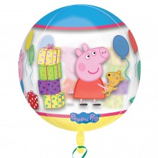 Peppa Pig Orbz Foil Balloon