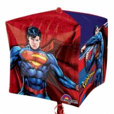 Superman Cubez Foil Balloon