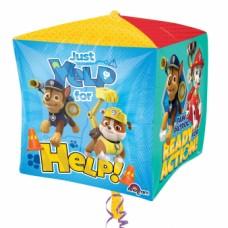Paw Patrol Cubez Foil Balloon