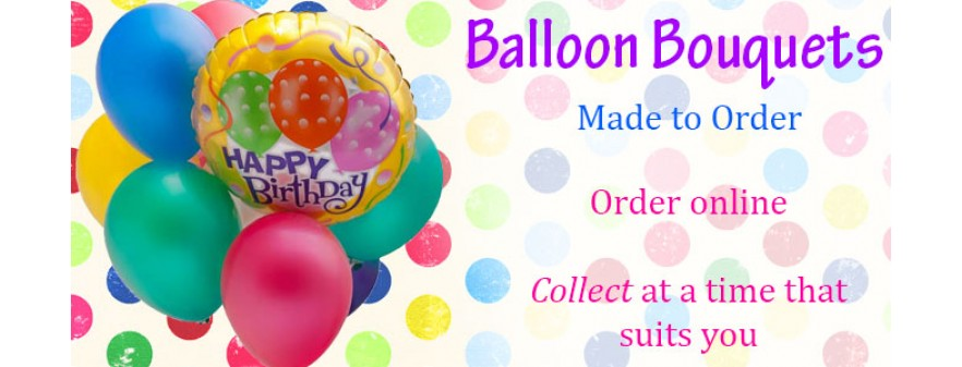 Balloonpartyie Create The Best Balloon Bouquets In Ireland Perfect