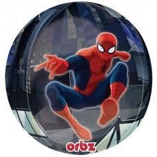 Spiderman Orbz Foil Balloon