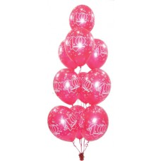 Bulk Balloons - 50th Birthday