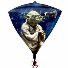 Star Wars Diamondz Foil Balloon